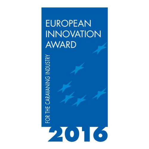 European Innovation Award 2016 logo
