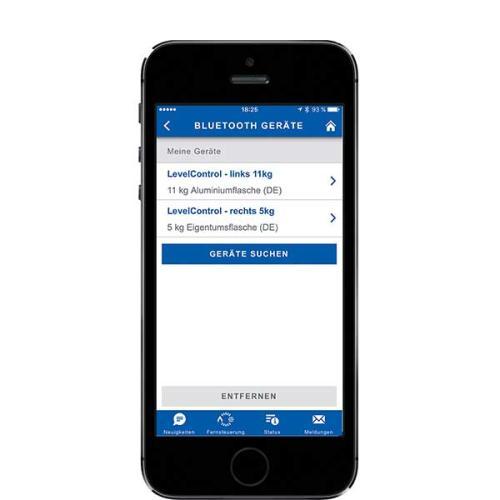 Truma App LevelControl Bluetooth